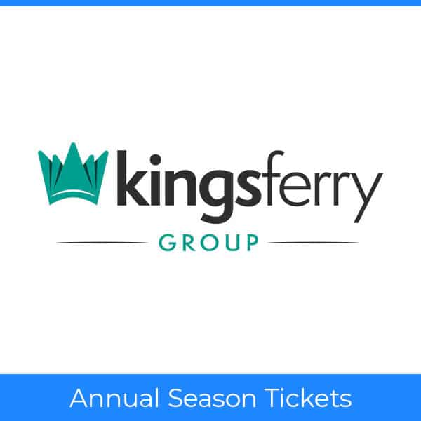 Annual Season Tickets The Kings Ferry Group