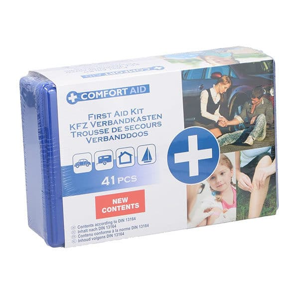 Product Image - 41 Piece First Aid Kit