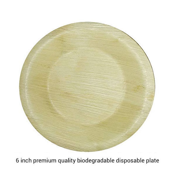 Product mage - 6inch Bio Disposable Plate